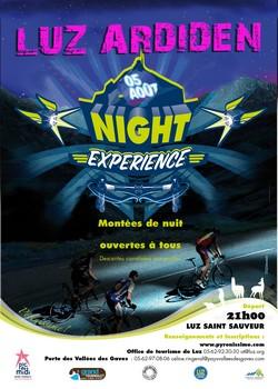 Mont es de nuit luz ardiden v lo le 5 ao t 2013 site d 39 informations ind pendant sur les - Luz saint sauveur office de tourisme ...